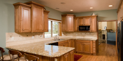 Kitchen Cabinets, Kitchen Cabinet Doors - Installation